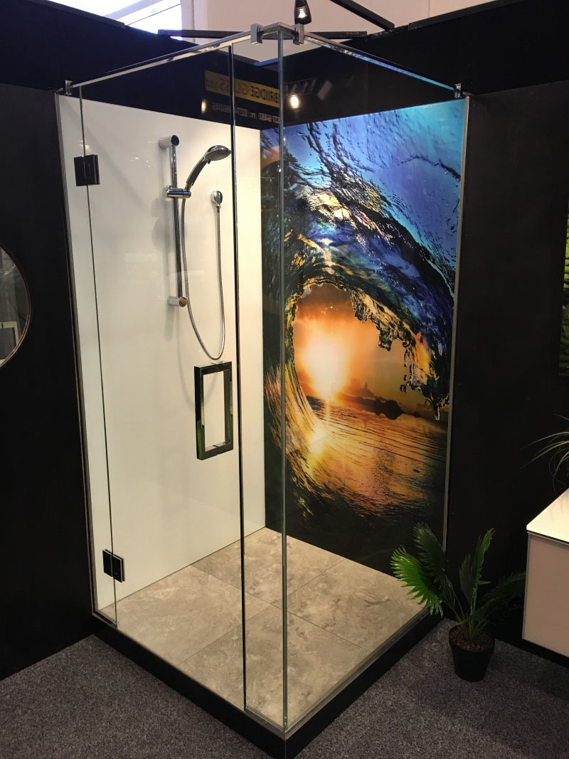 Shower Glass Te Awamutu Frameless Glass Showers Waipa